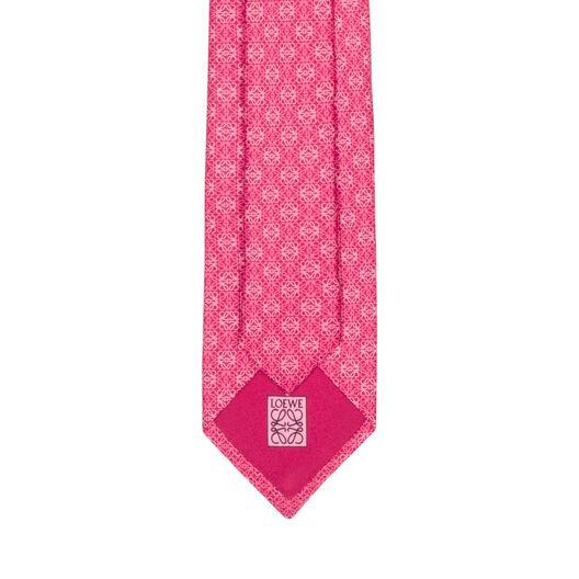 7Cm Corbata Anagrama Tricolor