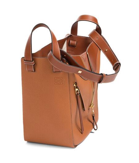 LOEWE Hammock Bag Tan all