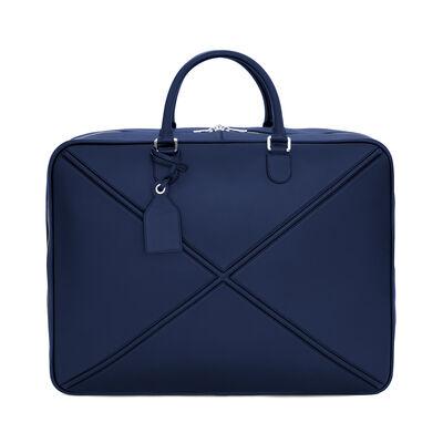 LOEWE Cross Soft Suitcase 55 Marine front