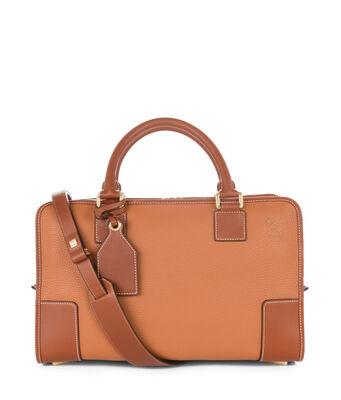 LOEWE Amazona Bag Tan front