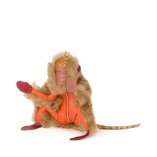 Monkey Puppet Charm