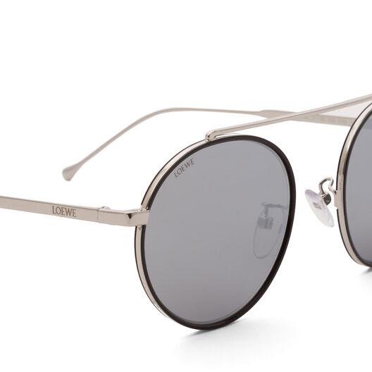 LOEWE Tamariu Sunglasses Black/Palladium all