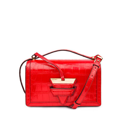 LOEWE Barcelona Bag Primary Red front