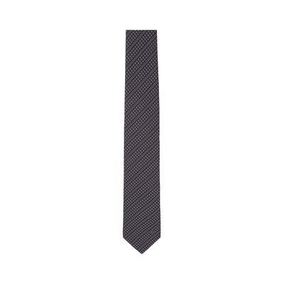7Cm Corbata Tres Puntos Diagon