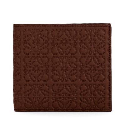 LOEWE Billetero Chocolate front