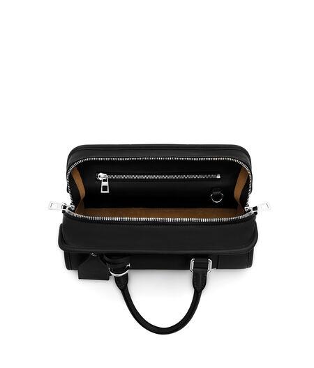 LOEWE Amazona 28 Bag Black/Palladium all