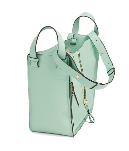 LOEWE Hammock Bag Sea-Water Green all