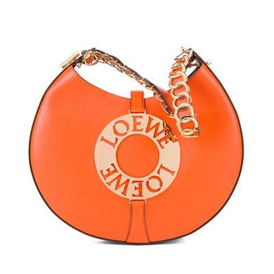 LOEWE Joyce Bag Orange front