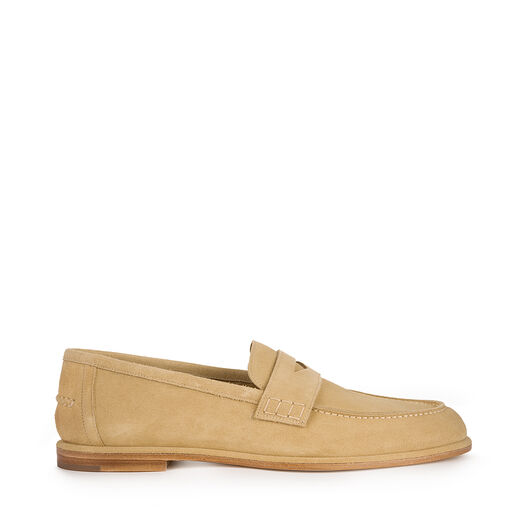 LOEWE Loafer Gold all