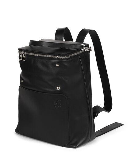 LOEWE Goya Backpack Black all