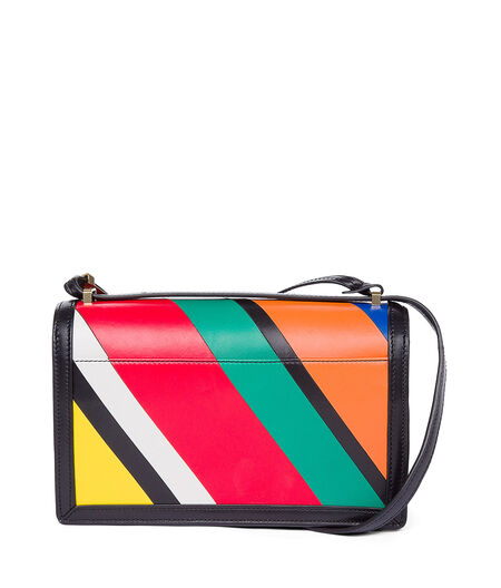 LOEWE Bolso Barcelona Stripes Multicolor all