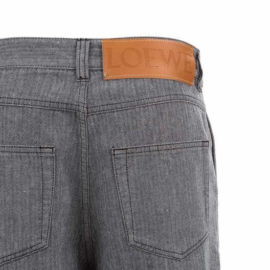 LOEWE Fisherman Trousers Black all