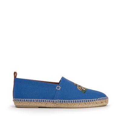 Espadrille Tiger Embroidery