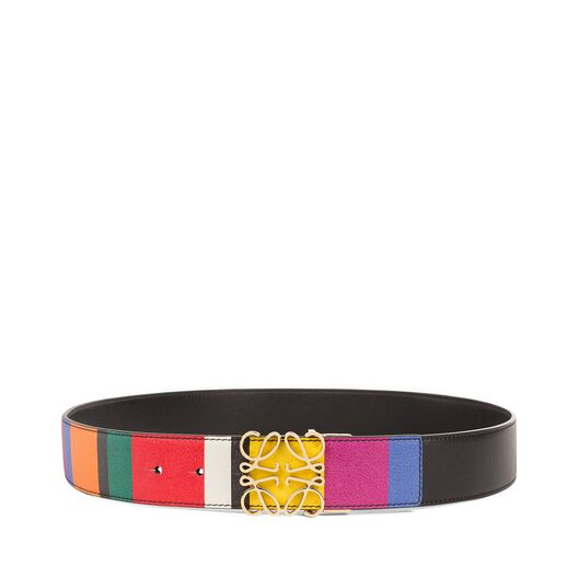 Adj/Rev Anagram Belt  4 Cm