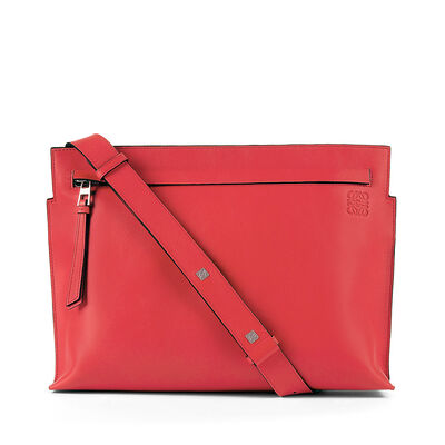 LOEWE T Messenger Bag Primary Red front