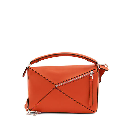 LOEWE Bolso Puzzle Coral all
