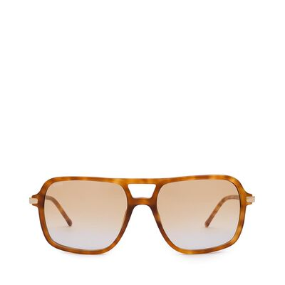 LOEWE Canyamel Sunglasses Light Havana front