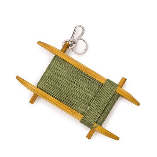 Weaving Shuttle Charm