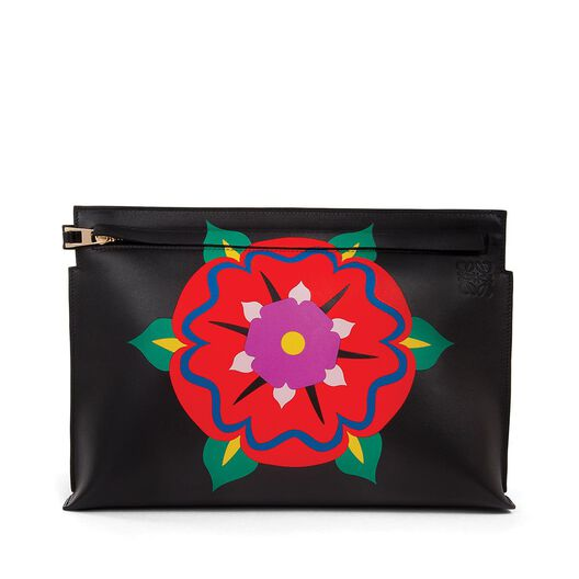 T Pouch Flower