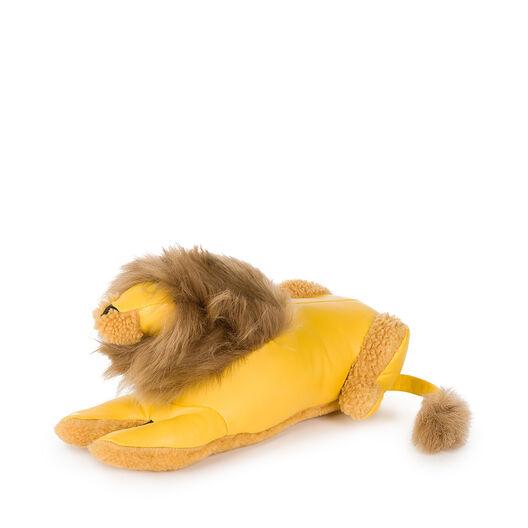 Lion Puppet Charm