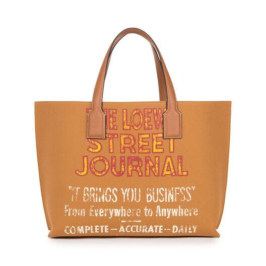 T Shopper St Journal Xl Bag