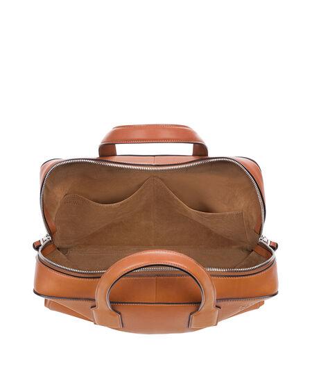 LOEWE Goya Briefcase Tan all