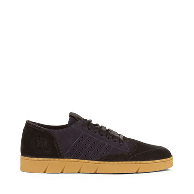 LOEWE Sneaker Navy Blue/Black front