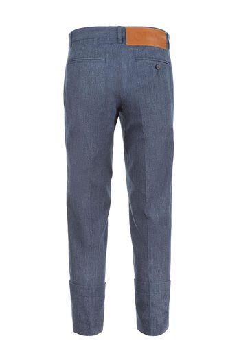 LOEWE Suit Trousers Indigo all