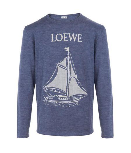 Sweater Boat Jacquard