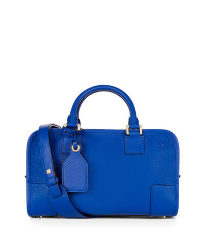 LOEWE Amazona 28 Bag Electric Blue front