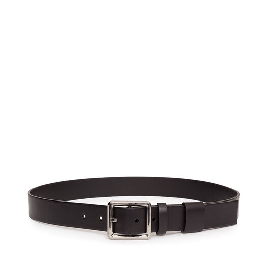 Square Buckle Belt 3.2Cm