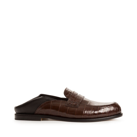 Croc Slip On Loafer