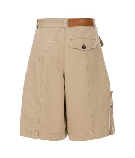 LOEWE Trench Shorts Caramel all