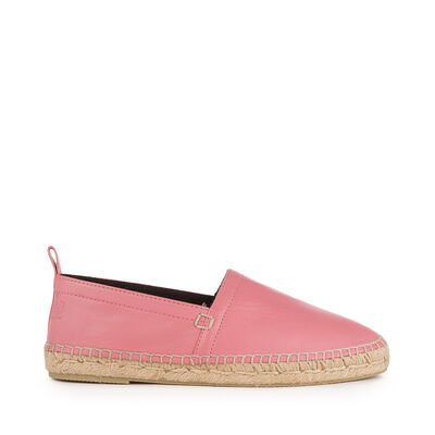 LOEWE Espadrille Rosa front