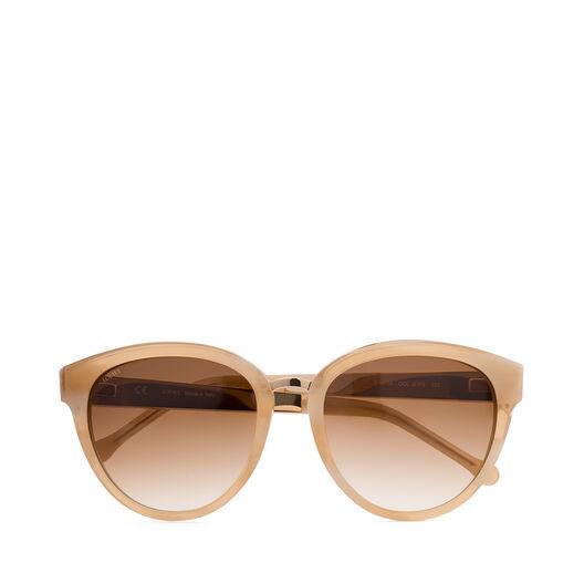 LOEWE Talaia Sunglasses Beige all