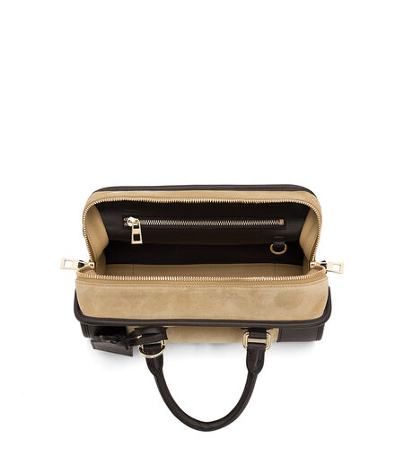 LOEWE Amazona 28 Bag Gold/Brown all