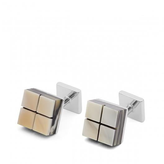 Squared Cufflink