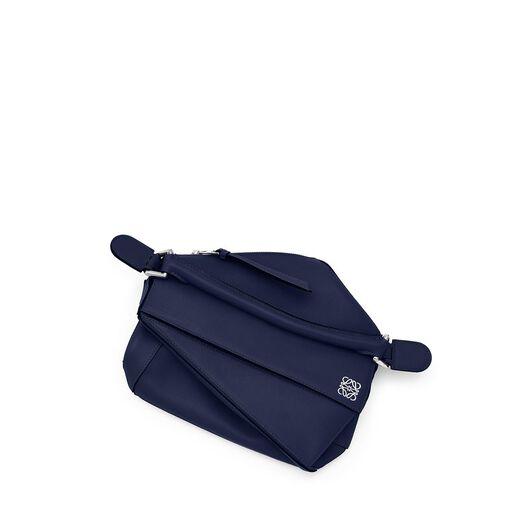 LOEWE Puzzle Small Bag Marine all