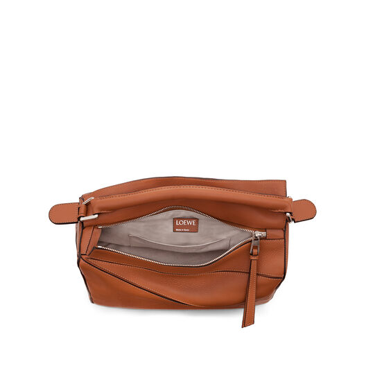 LOEWE Puzzle Bag Tan all