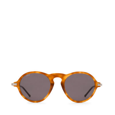 LOEWE Alcaufar Sunglasses Light Havana front