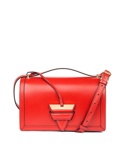 LOEWE Barcelona Large Bag Primary Red front