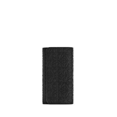 LOEWE 6 Keys Keyring Black front