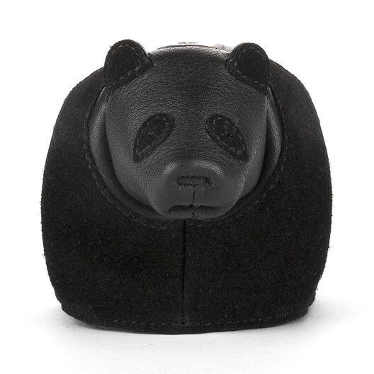 LOEWE Monedero Panda Negro all
