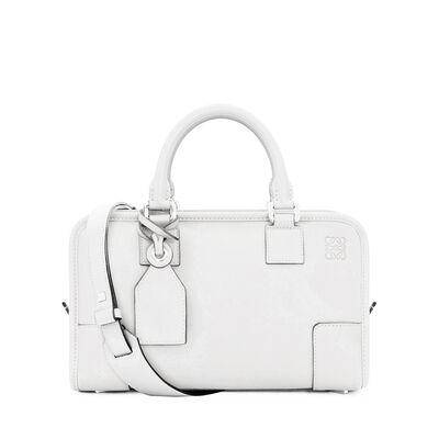 LOEWE Amazona 28 Bag Soft White front