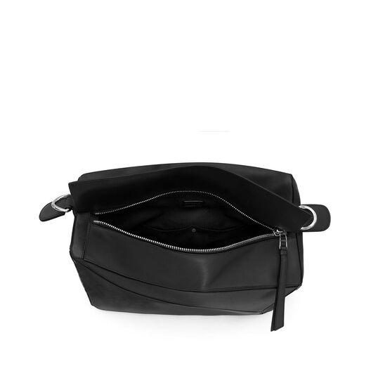 LOEWE Puzzle Xl Bag Black all
