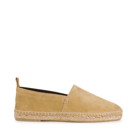 LOEWE Espadrille Gold all