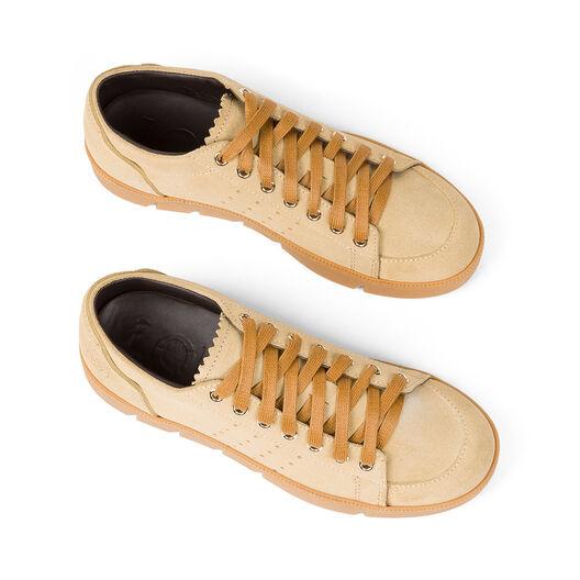 LOEWE Sneaker Gold all
