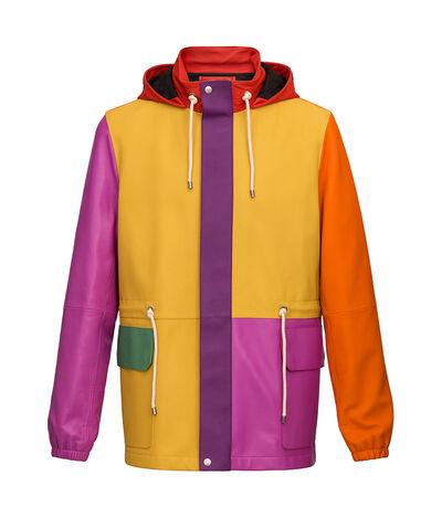 LOEWE Light Hiking Jacket Multicolour front