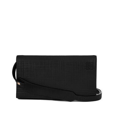 LOEWE Vega Bag Black front
