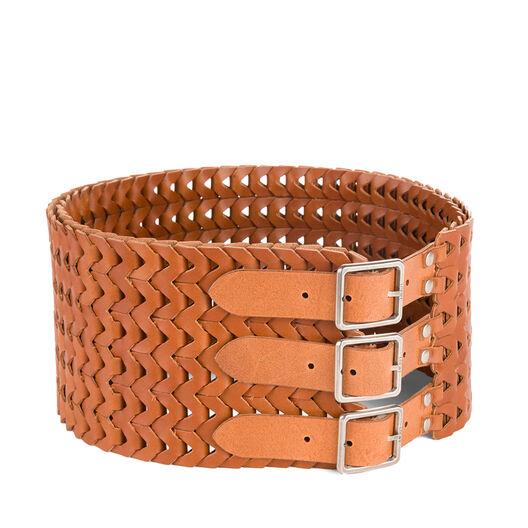 Large Woven Belt